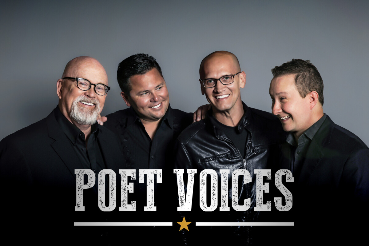 Homecoming featuring Poet Voices